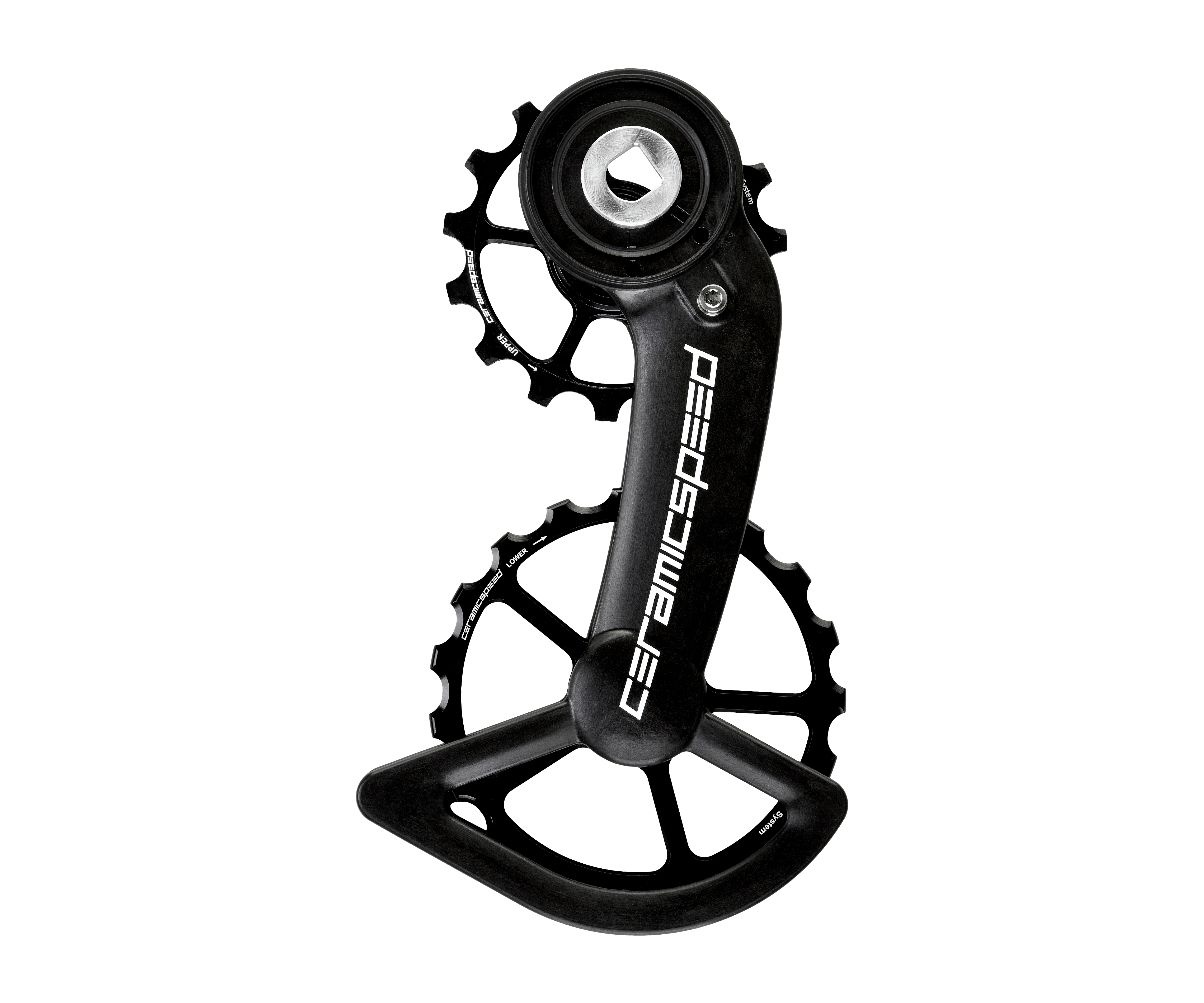 CeramicSpeed Alloy Pulley Wheels for Shimano 11 Speed System Road Bike//Off-Road